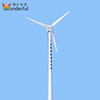 vertical 50kw wind power system permanent magnet generator horizontal axis AC 100kw 30kw wind turbine
