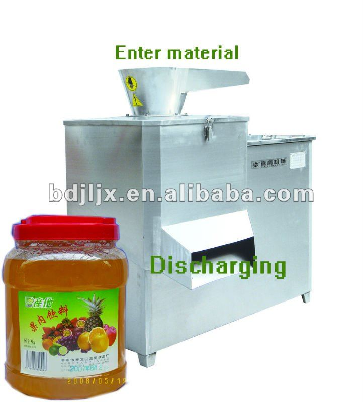 Industrial Fruit Breaking Pulper