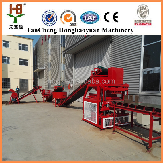 factory manufacture HBY4-10 hot sale ecological technology in Ghana