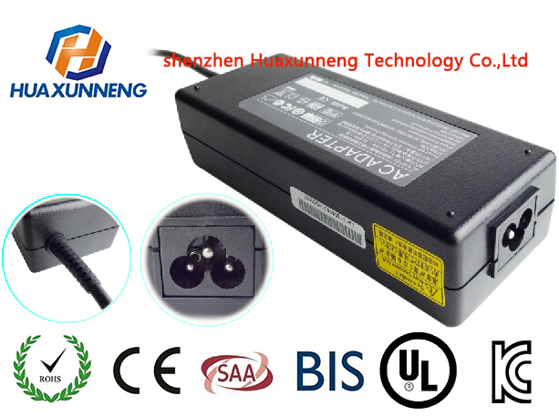 19V 6.3A Notebook Computer AC Charger for NEC