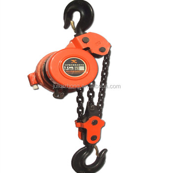 Wholesale 500kg alloy steel material lifting goods electric chain pulley hoist