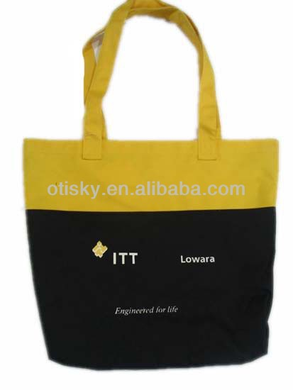 Latest fashion felt shopping bag