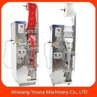 Full automatic snack sachet packing machine for small business