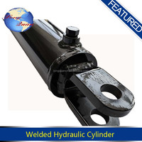 The Manufacturer/Telescopic Hydraulic Cylinder for Dump Truck