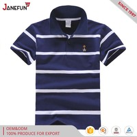 cotton fabric clothing T shirt for children