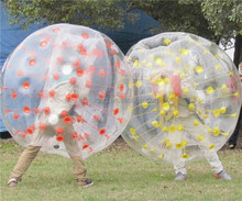 Watch and have fun with the Inflatable Bumper Ball Video for kids and adults!