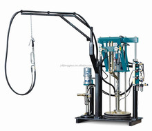 Hot hollow glass machine Double glazing sealant-spreading machine with CE