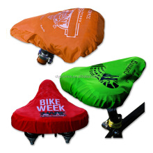 Promotional Waterproof Bike Seat Cover / Bicycle Saddle Cover / Bicycle Seat Cover With Custom Logo