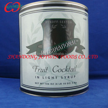 A10 size Canned Fruit cocktail