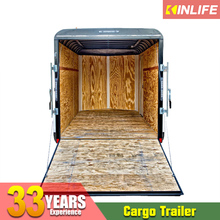 Custom Aluminum Cargo Trailers Manufacturers with 34 Years Experience