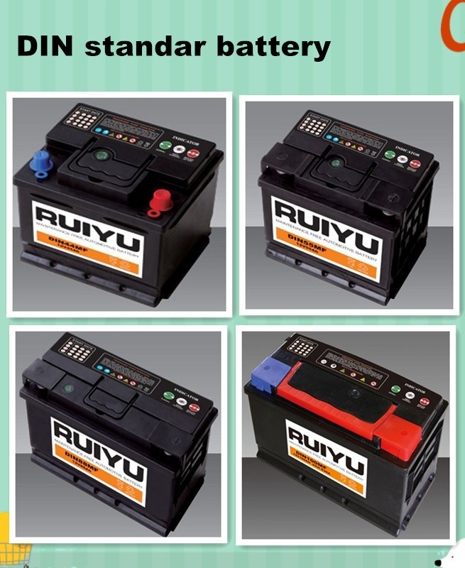 N120 12v 120ah lead acid battery korea brands car battery 12v car battery