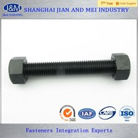 high strength Din 975 m45 stud bolt