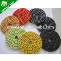 Wet Polishing Pads Diamond Tools Parts Pads Polishing Marble Polishing Pads