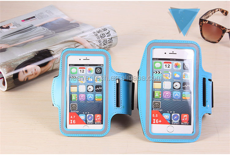 Free Shipping for iPhone 6 ,6S,5,5S SPORTS ARMBAND for RUNNING, Workouts or any Fitness Activity