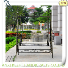 KZ140127 New Metal/Iron Swing Hanging Chair with High Quality Antique Furniture for Home/Garden Decoration