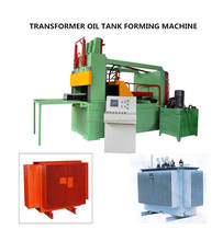 Corrugated Fin Making Machine For Transformer Oil Tank
