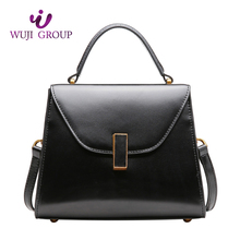 New designed fashion tote bags wholesale leather handbag