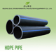 Lowest Price Plastic Tube ZLRC Pe 100 Pipe Hdpe Pipe