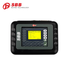 Best selling SBB Key Programmer By Immobilizer For Multi-Languages SBB V33.02 Auto Car Key Maker No Token