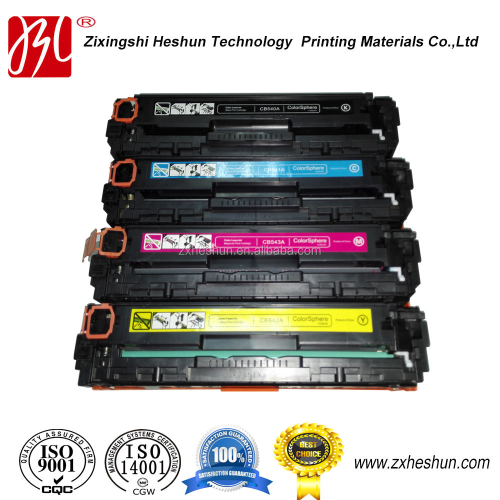 same printing as original printing color toner cartridge compatible withcanon316/416/716