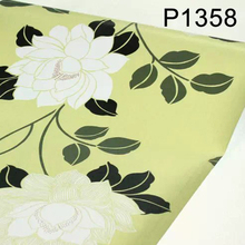Low price PVC Washable wall paper peel and stick wallpaper