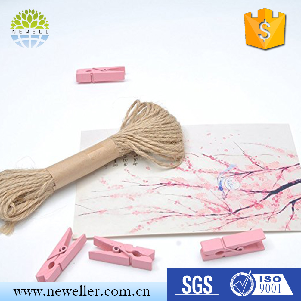 2019 top selling high quality natural wood pegs with factory price