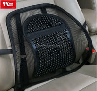 Promotional car mesh back support/ waist support / lumbar support