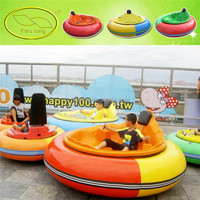 Inflatable ufo bumper car Children Ride Electric bumper car hire