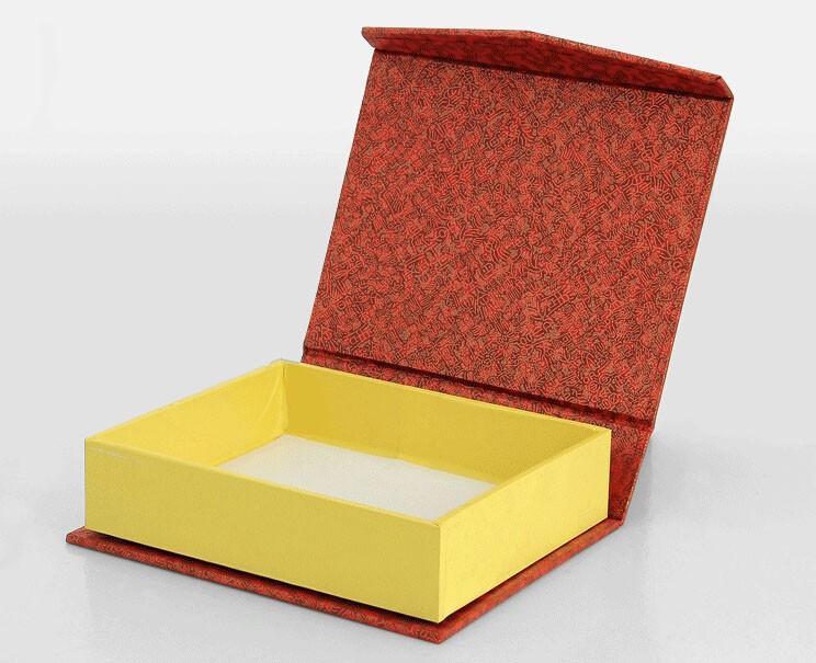 Rectangular hard cardboard paper gift box with lids buy