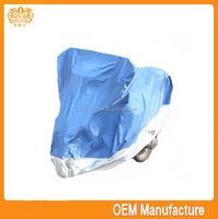 Double color electric bicycle covers at factory price