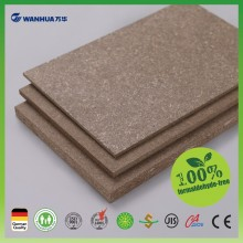 Recyclable Moisture proof mdf particle board