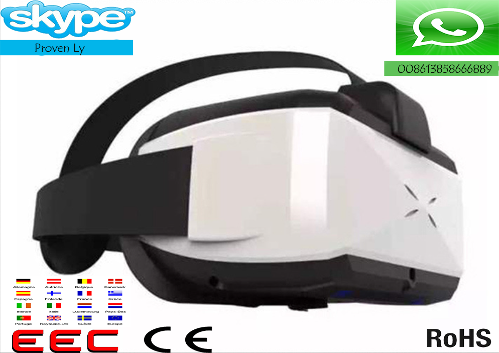 New design fashion low price 3d glasses vr max , VR 3d glasses , vr box 3d glasse