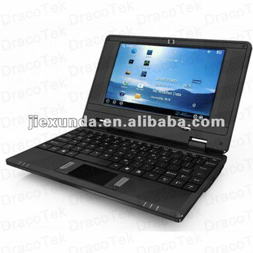 "7"" Android 4.0 WM8850 Laptop with latest firmware"