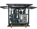 Newly Ultra High Vacuum Transformer Oil Treatment Machine