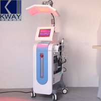 Latest 7 in 1 professional Oxygen jet peel facial skin care Beauty machine with PDT