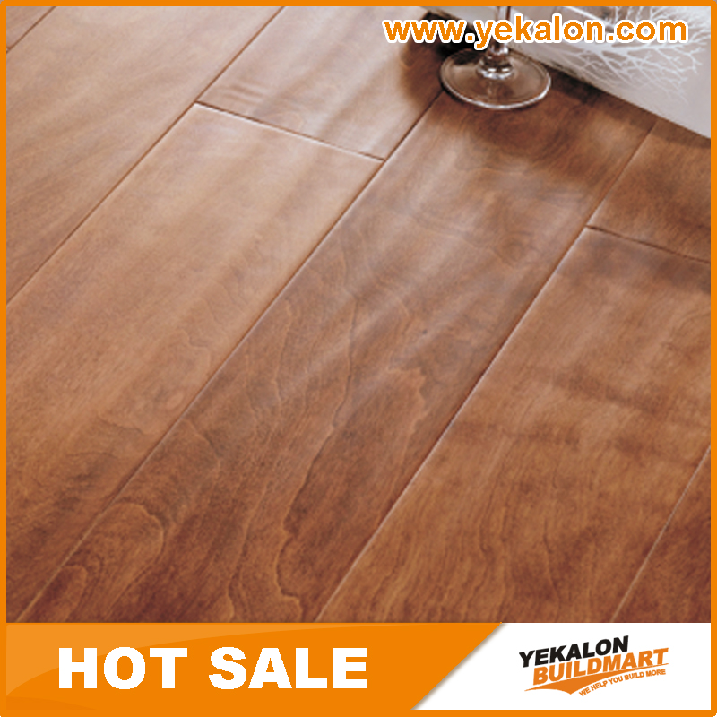 Used Badminton Basketball Court Parquet Oak Solid Hard Wood Flooring Price For Sale