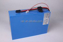 Rechargeable Lithium Battery 48v 20ah Electric Car E-bike Battery Pack 48v