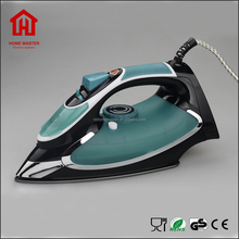 Best selling nano ceramic soleplate electric steam iron