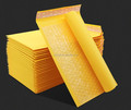 Tear Proof Pink Kraft Paper Air Bubble Mailers Manufacturer