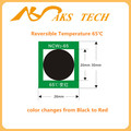 NCW Reversible Temperature Heat Sensitive Color Change Sticker