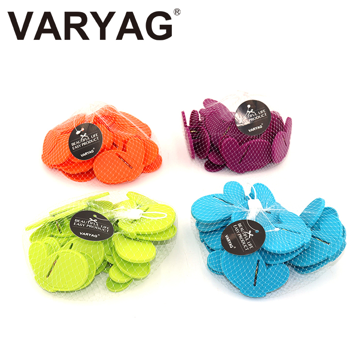 Promotional stocked customized factory price sale durable pretty butterfly shape household plastic clothes clip