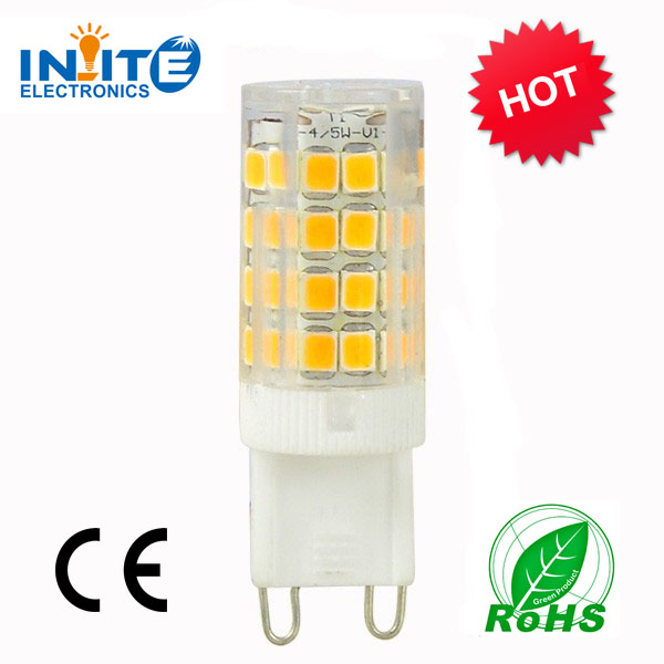 2017 made in alibaba New product G4 G9 LED 1.5w 2w 3.5w LED light