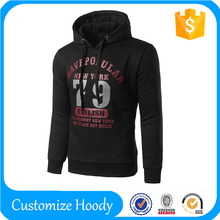 Promotion Customized Unisex Jumper Silk Screen Printing Stylish Hoodie Plus Sizes