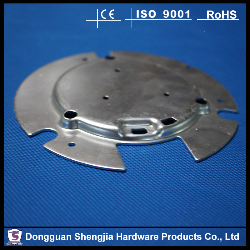 Home appliance china fabrication aluminum forming plate