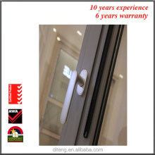 Australia standard commercial laminated glass bullet proof door and windows