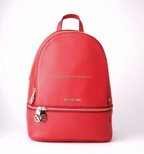 High Quality Handmade Fashion Leather backpacks For <strong>School</strong>