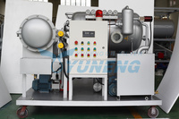 Movable Stainless Steel Type Eh Hydraulic Oil Purifier