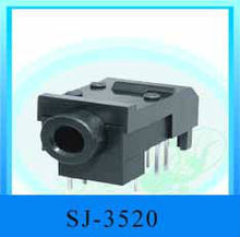 For Computer and Laptop 3.5mm stereo socket in Zhejiang