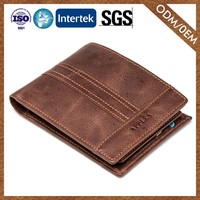 Casual Fashionable Design Excellent Quality Elegant Men'S Wallets