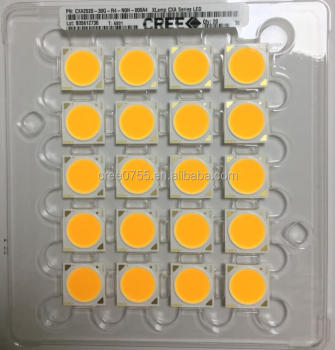 Chip On Board Led Supplier XLamp CXA2520 High Power Led Chip 50w 80Ra 36v 2700k~6500k